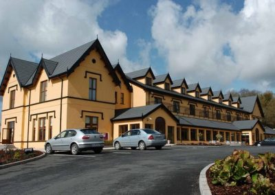 Errigal Hotel, Sean Jordan Engineering