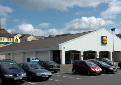 Lidl, Sean Jordan Engineering