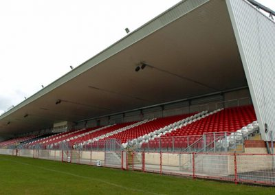 Omagh, Healy Park, Sean Jordan Engineering