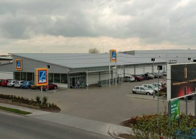 Aldi, Sean Jordan Engineering