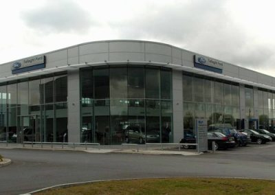 Ford Showroom, Sean Jordan Engineering